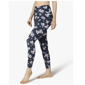 Beyond Yoga High Waisted Midi Legging Floral